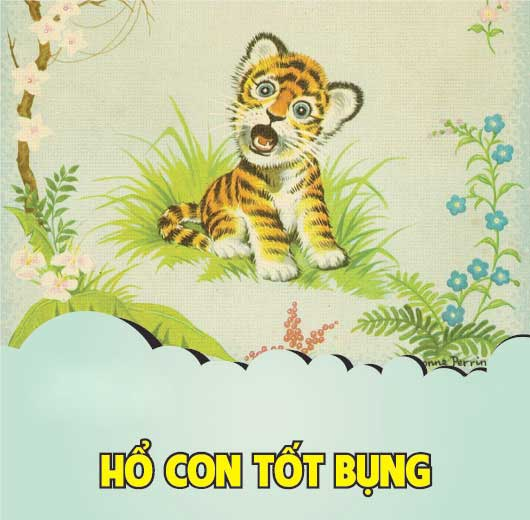 Hổ con tốt bụng